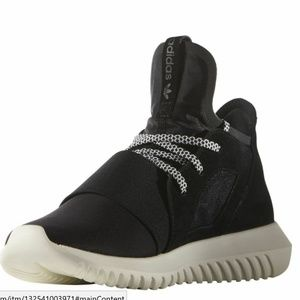 Black Adidas Originals Tubular Defiant 6